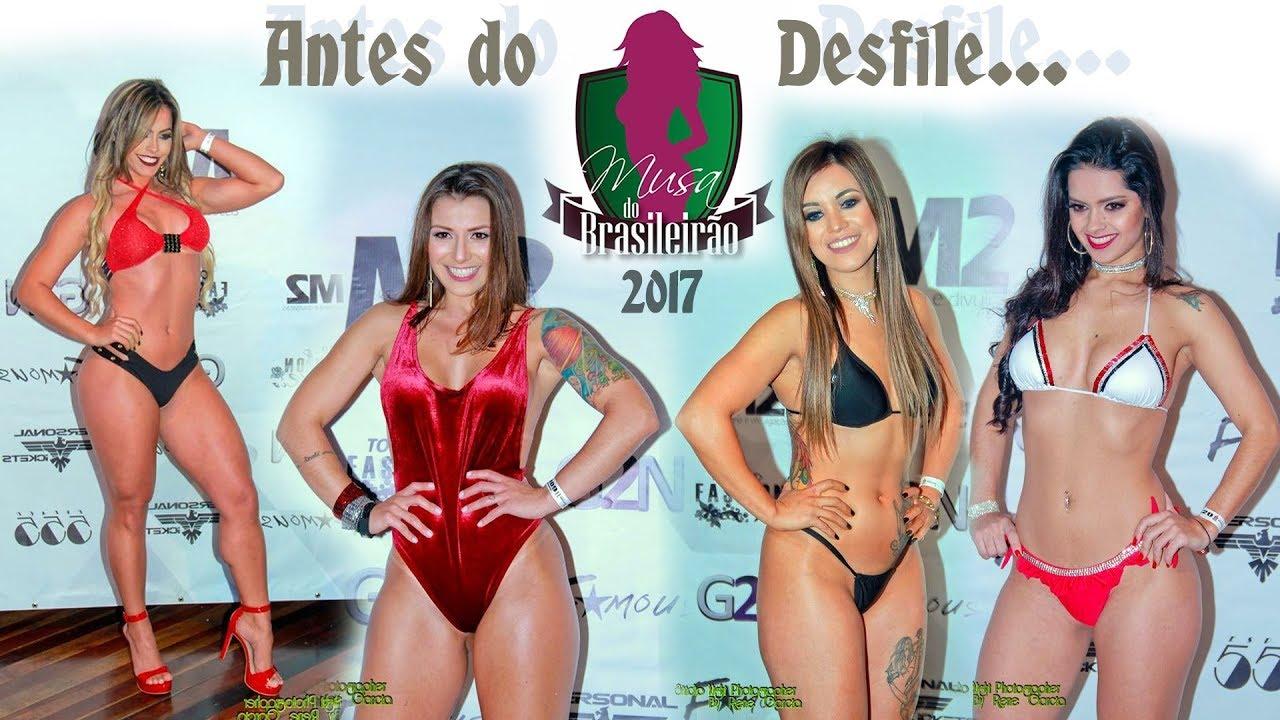 Musa do Brasileirão 2017 – Candidatas Belas Girls Lindas