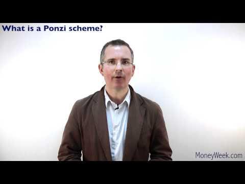What is a Ponzi scheme? - MoneyWeek Investment Tutorials
