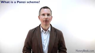 What is a Ponzi scheme? - MoneyWeek Investment Tutorials