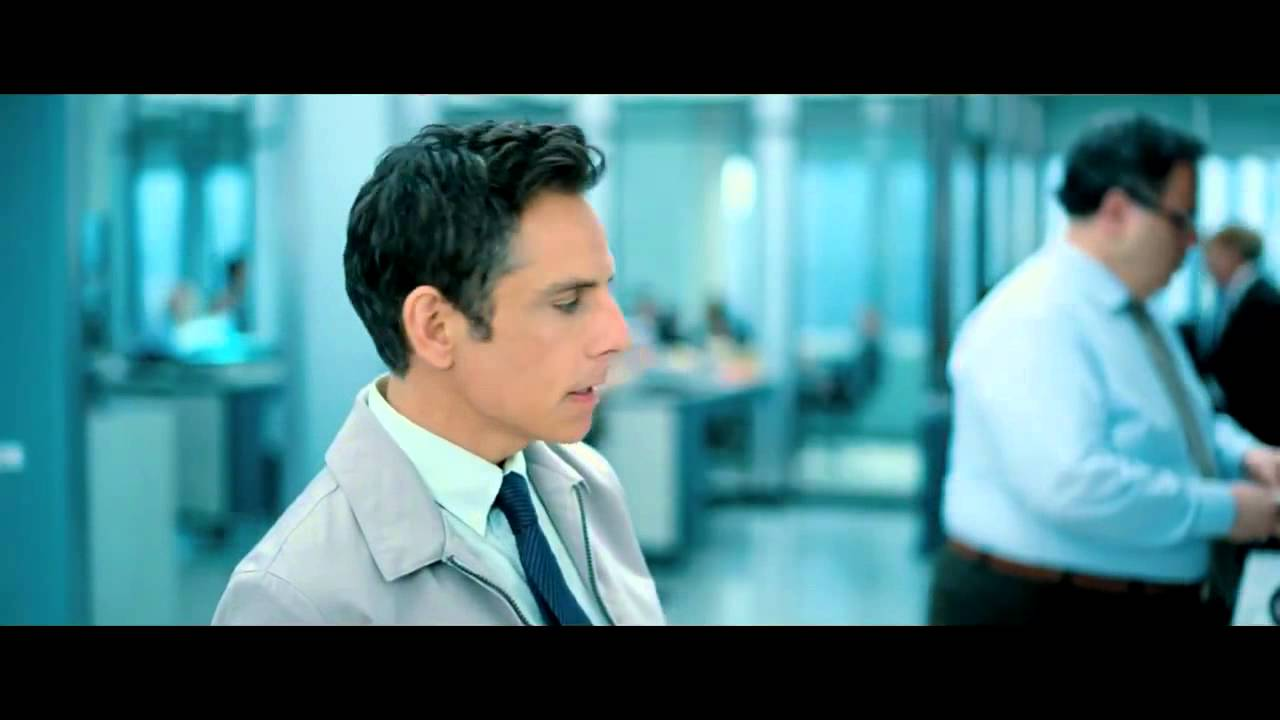 A Vida Secreta De Walter Mitty Trailer Hd Youtube