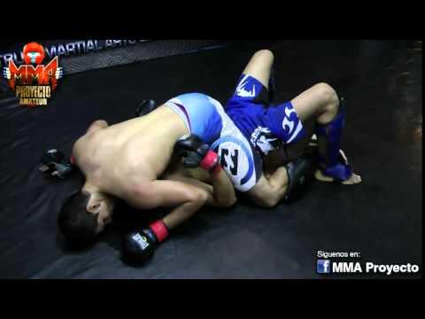 MMA PROYECTO 14: (P. SARNOSOS) JORGE CERNA VS ERVING GONZALES (PMAC).