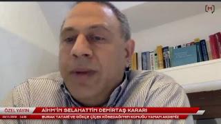 AİHM'nin Selahattin Demirtaş kararı