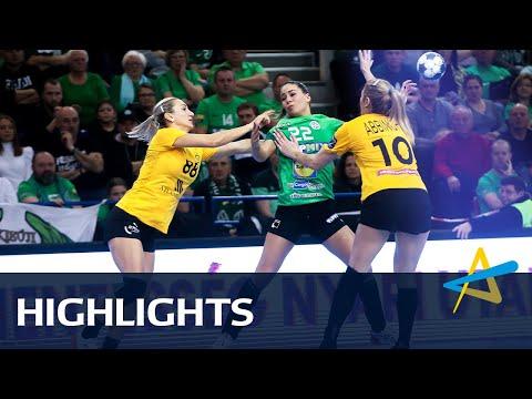 Ftc Rail-cargo Vs. Rostov | Highlights | Round 9 | Delo Women's Champions League 2019/20
