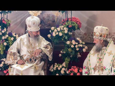 Богослужіння Предстоятеля УПЦ
