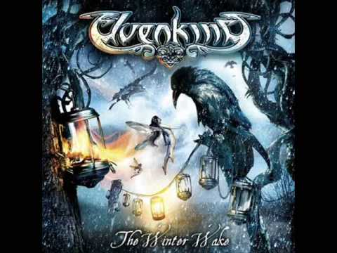 Elvenking - on the morning dew (with lyrics)