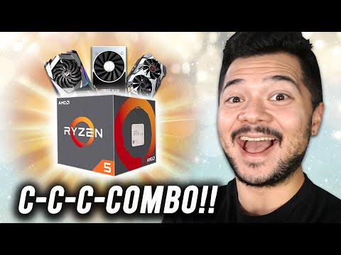 The Best CPU & GPU Combos For Gaming On Any Budget