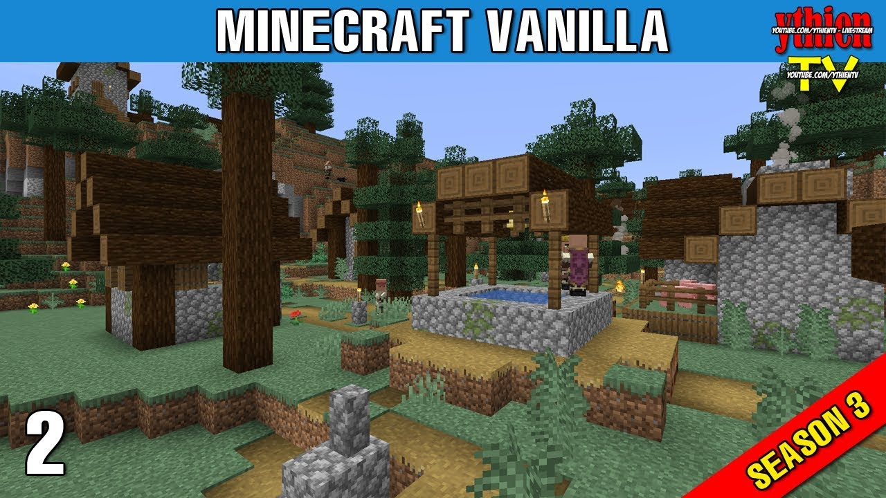 Minecraft Vanilla S12E12 - Khám Phá Xung Quanh