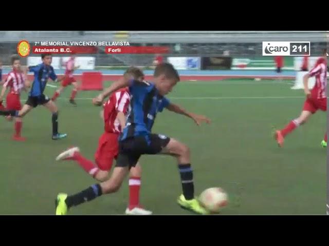 Icaro Sport. 7° Memorial Vincenzo Bellavista: Atalanta B.C.-Forlì