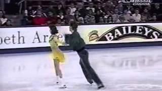 Marina Eltsova & Andrei Bushkov - 1996 World Championships - SP