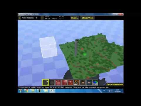 Problema con McEdit [Minecraft] en Windows 7 - YouTube