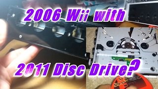 Will Transferring a Disc Drive from a Newer Wii to a First Edition Wii Work?