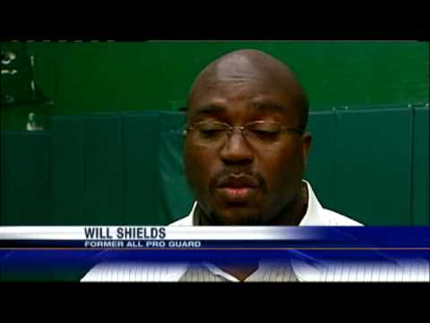 Athletes Hone Skills At Will Shields