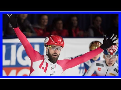 Hamelin wins 1500m world title in Montreal, Boutin brings home bronze