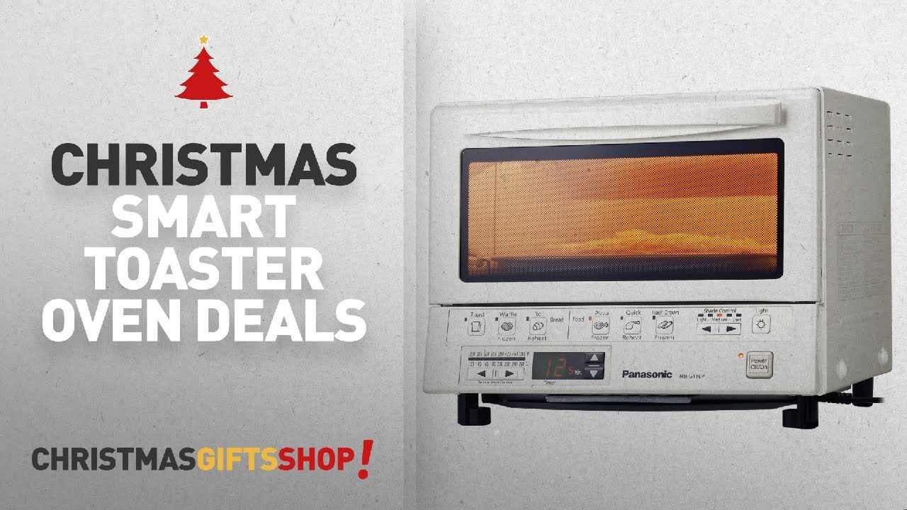 Christmas Smart Toaster Oven Gift Ideas Panasonic PAN NB G110PW