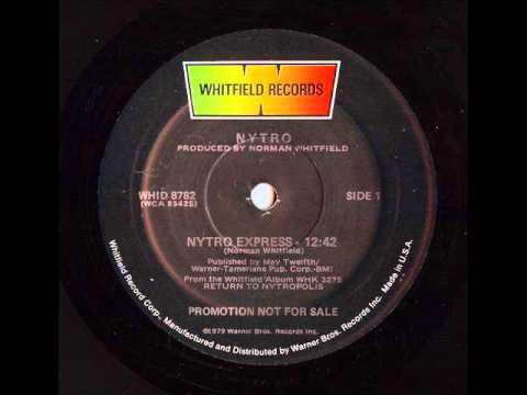 """NYTRO - Nytro Express 12"""" - 1979"""