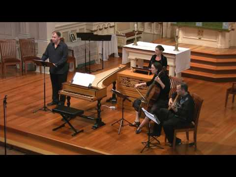 Monteverdi: Nigra Sum, Vespers 1610. Thomas Cooley, Tenor (HD 1080p)
