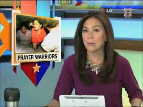 Quake a 'wake up shake,' says prayer group