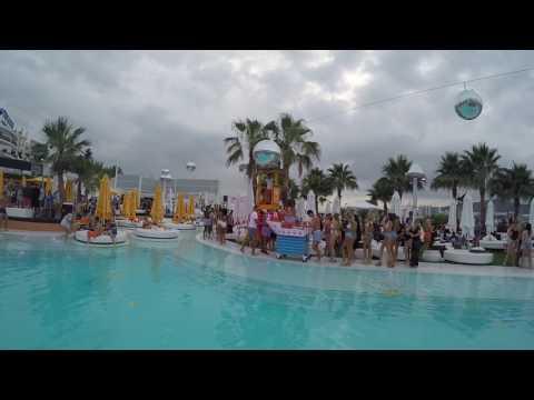 Sugar Hill playin Renegate Masta @Ocean Beach Ibiza