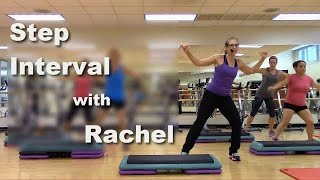 Step Interval with Rachel