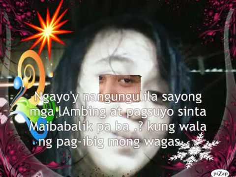 gisingin ang aking puso lyrics Liezle Garcia By: ALex