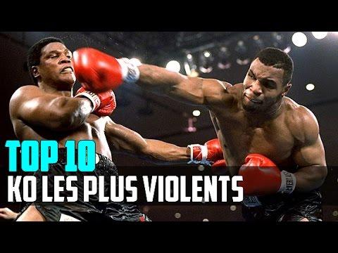 TOP 10 - KO les plus VIOLENTS de la Boxe