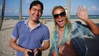 Miami Beach con Jenny Scordamaglia