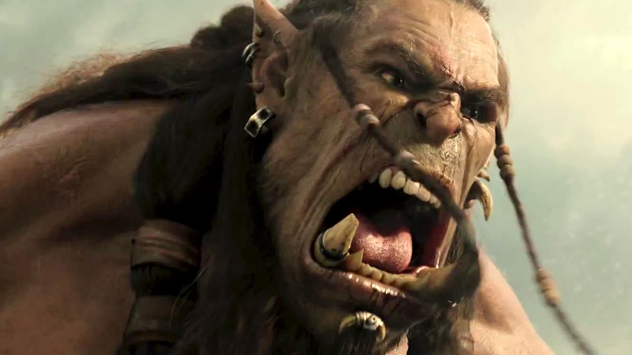Warcraft Official Movie Trailer Movie Hd Youtube