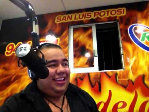 CANDELA FM 94.1 SAN LUIS POTOSI EL CLUB DE LOS DESVELADOS