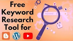 Free keyword research tool 2019 | long tail keywords finder | keyword generator suggestion tool