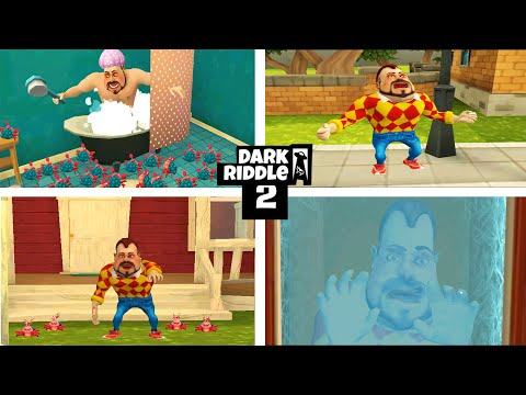 Dark Riddle,Dark Riddle 2,Dark RIddle 3,Dark Riddle 4,Dark Riddle 5,Dark Riddle 6,Dark Riddle 7