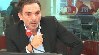 """""""J'y suis allé un peu fort"""" dit Yann Moix sur RTL, regrettant ses propos contre la police"""