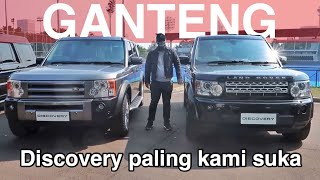 Land Rover Discovery   Part 2