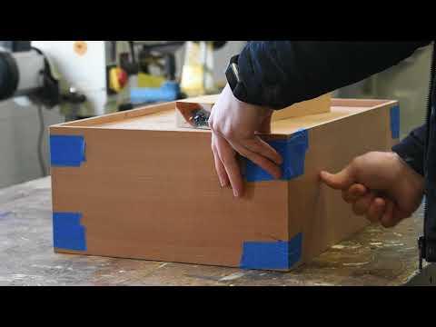 Pedalboard Case (Wooden Briefcase)