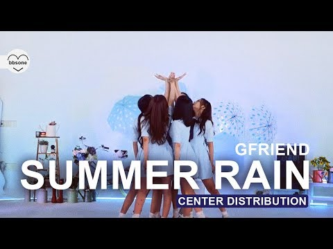 GFRIEND - Summer Rain (Center Distribution)