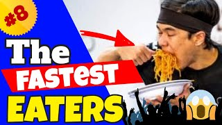 The Fastest Eaters Compilation #8 | Furious Pete & Molly Schuyler