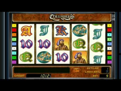Видео Колумб игровые автоматы онлайн