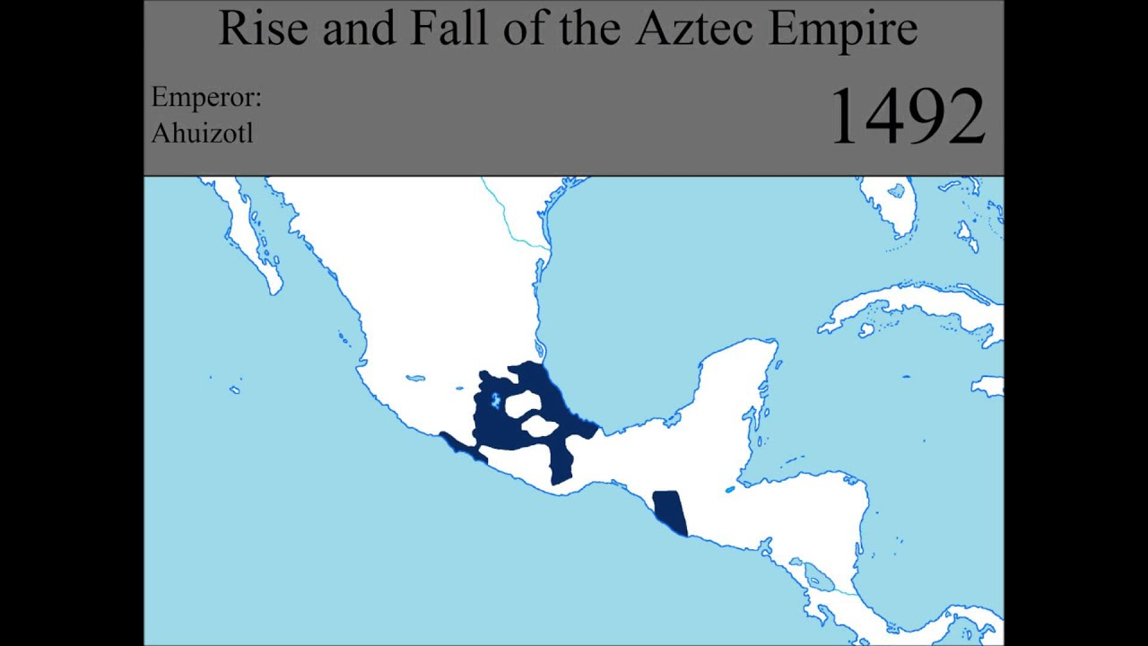 a history of the rise and fall of the aztec empire How did the aztec empire fall a major turning point in aztec history when  cortes reached tenochtitlan, at first he was on good terms with the.