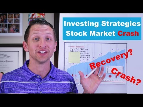 "<span class=""title"">Investing Strategies for a Stock Market Crash</span>"
