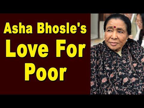 Asha Bhosle's Emotional Birthday Celebration | Asha Bhosle Birthday 2019 Mp3