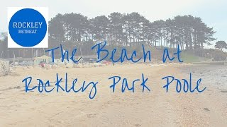 Rockley Park Beach - Rockley Park Caravan Park Poole Dorset