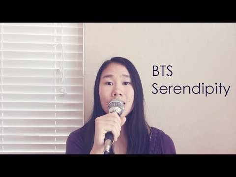 (Acapella English Cover) BTS Jimin - Serendipity (Belany Cover)