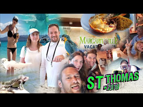St  Thomas 2019 Trip Highlights
