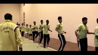 برامج القوة واللياقة - من تقديم الأستاذ / عبد الله القرني- نادي مدرسة الحي بثانوية  المستقبل
