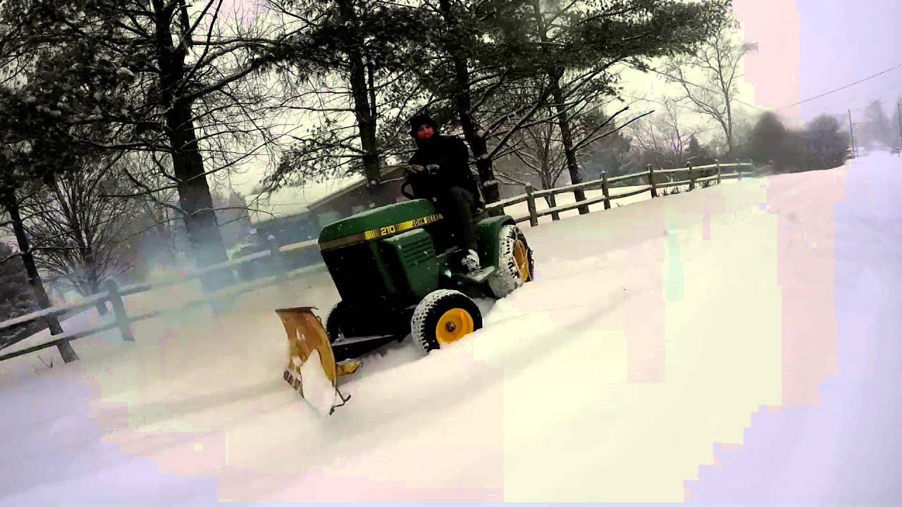 John Deere 4200 Plow Specifications