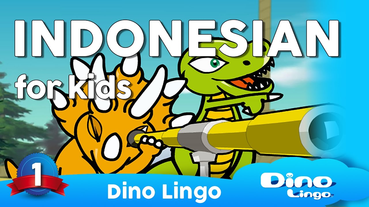 Indonesian For Kids Bahasa Indonesia Indonesian Learning Dvd Set