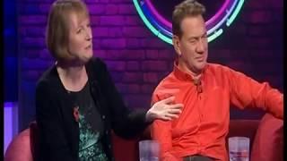 Andrew Neil shuts up Harriet Harman!