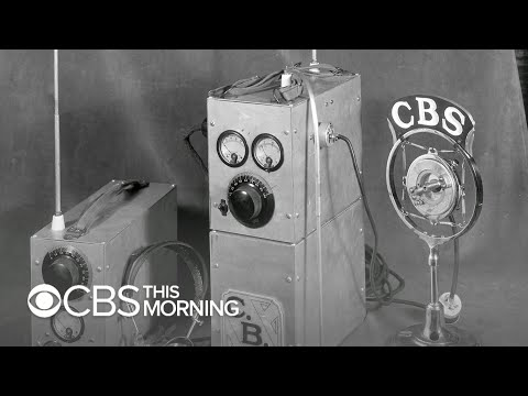 CBS News Radio correspondents look back on covering WWII