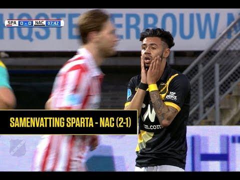 SAMENVATTING | Sparta - NAC (2-1)