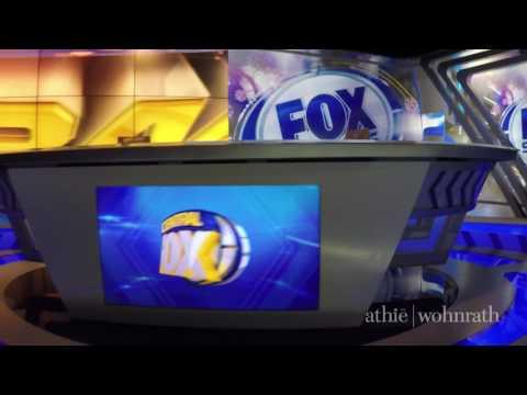 Estúdios do canal Fox Sports na Barra da Tijuca