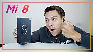 พรีวิว Xiaomi Mi8 มือถือที่ถูกกล่าวถึงมากที่สุด
